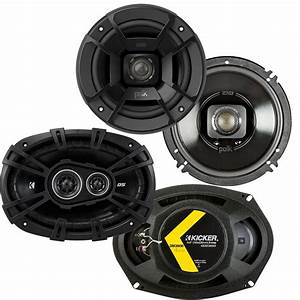 Kicker Car Speakers : polk audio 6 5 300w marine speakers kicker d series 6x9 ~ Jslefanu.com Haus und Dekorationen