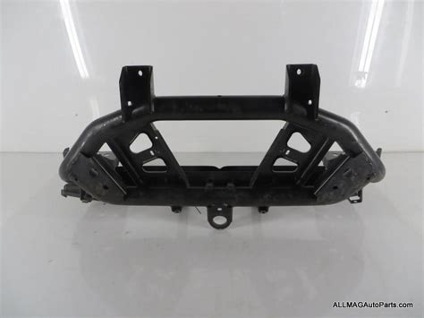 range rover  radiator support frame
