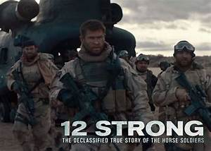 12 Strong Movie Starring Chris Hemsworth.... : Geeky ...