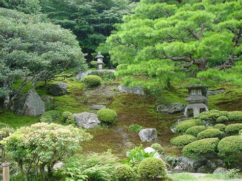 Japanischer Garten (2)  Gemischte Bilder Aus Japan