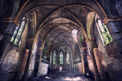 The 60 Most Beautiful Abandoned Places On Earth