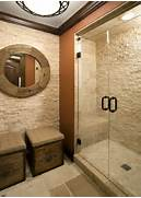 Split Face Stone In The Shower For The Elegant Traditional Bathroom Natural Stone Collection Mediterranean Tile By Marble Systems All Rooms Bath Photos Bathroom Tile Inspiration Stone Bathroom Tiles