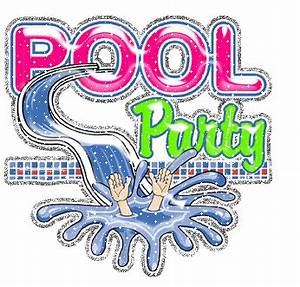 Pool Party Clip Art - Cliparts.co