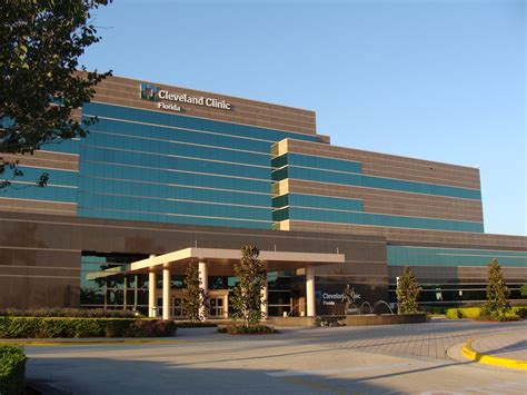 cleveland clinic unveils 302m expansion in florida