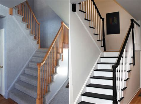 Carpet Runners For Halls by Painting Stairs Diy Faqs And Tips