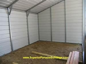 SB Carports Inc Building With Lean Tos 1 866 943 2264