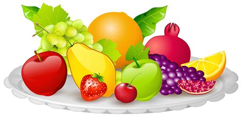 Fruit Clip Fall Fruit Clipart Clipground