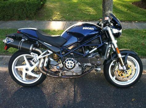 Buy 2005 Ducati Monster S4r Naked Sport Bike On 2040-motos