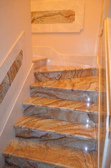 stairs marblegranite mediterranean staircase tampa