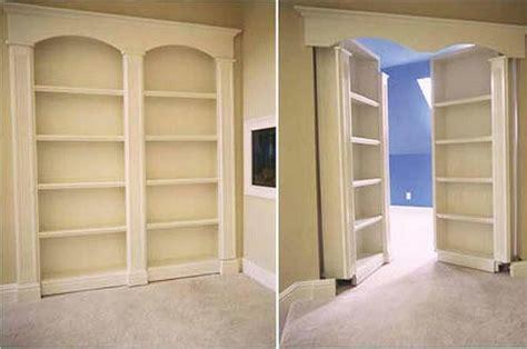 Secret Room Bookcase by Secret Rooms The Owner Builder Network
