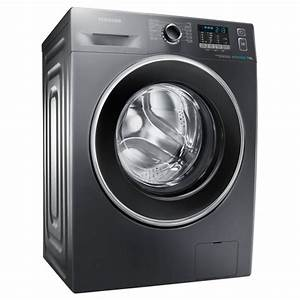 Machine à Laver : machine laver samsung eco bubble 7 kg inox ~ Melissatoandfro.com Idées de Décoration