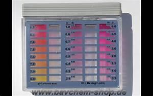 Ph Wert Test : wassertester pt160 chlor ph wert 60 tests im bavchem shop haag ~ Eleganceandgraceweddings.com Haus und Dekorationen