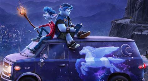 pixar teases magical world  onward trailer rolling stone
