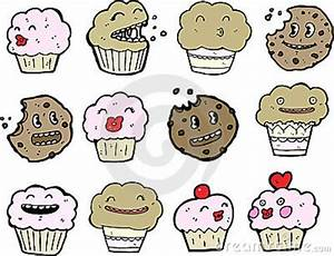 Dessert with cartoon faces on it | Sweet Treats ...