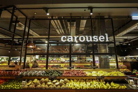 carousel fruit veg marion fresh food mall anthony