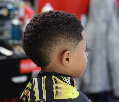 Hairstyles For Black Boys With Hair by The Best Haircuts For Black Boys