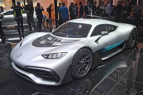 2019 Mercedes-amg Project One