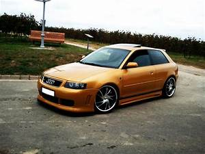 Audi A3 S3 8l Tuning