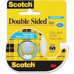 Scotch Double Face : scotch brite scotch double sided tape mmm238 ~ Melissatoandfro.com Idées de Décoration