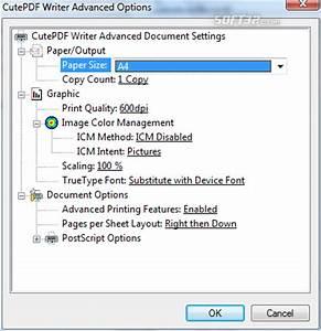 Download Cute P... Cutepdf