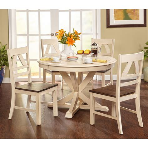 simple living vintner country style dining set antique