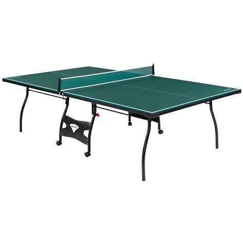 sportcraft ping pong table sportcraft 1 1 24 842 intrepid 2pc table tennis table