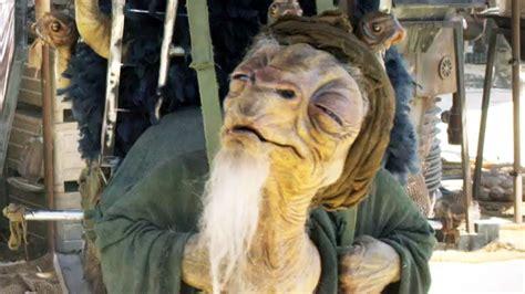 star wars episode vii  return  practical effects
