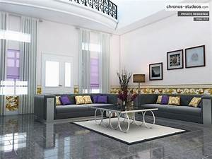 Interior Design Ideas The Living and Dining Rooms