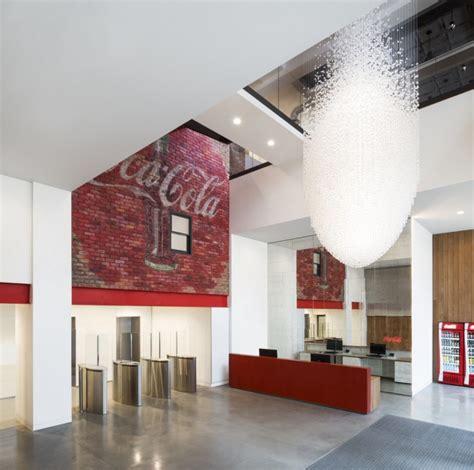 les de bureaux les nouveaux bureaux de coca cola à londres déco bureau