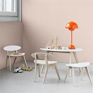 Table Enfant Scandinave : tabouret pour enfants design en bois de ch ne oliver furniture ~ Teatrodelosmanantiales.com Idées de Décoration