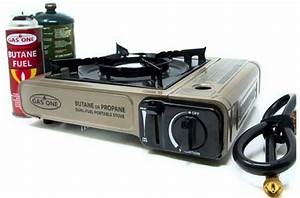 Top 10 Best Portable Gas Propane Stoves For Camping