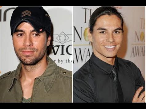 Enrique Iglesias and Julio Iglesias Jr - beautiful and ...