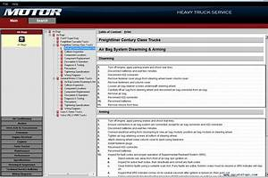Motor Heavy Truck Service V13 2013 Free Download