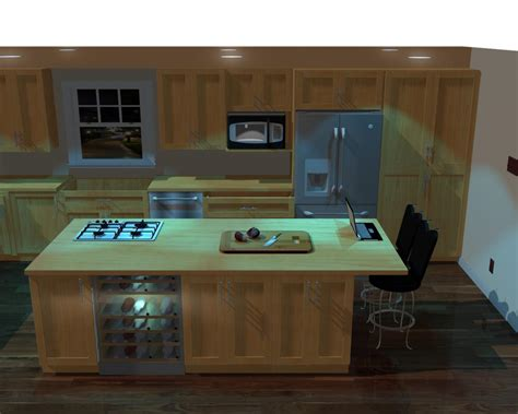 pro kitchen design software cabinet design software 4419