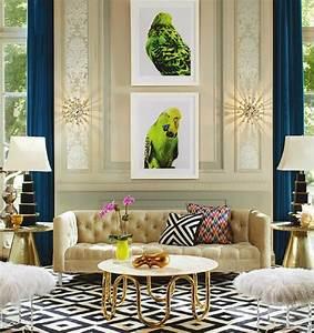 Stunning rooms by jonathan adler to inspire you decoration for Jonathan adler living room