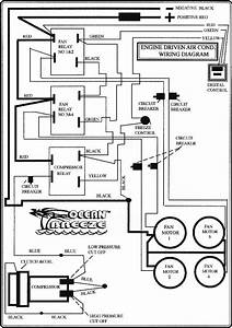 Engine Driven Wiring Diagram