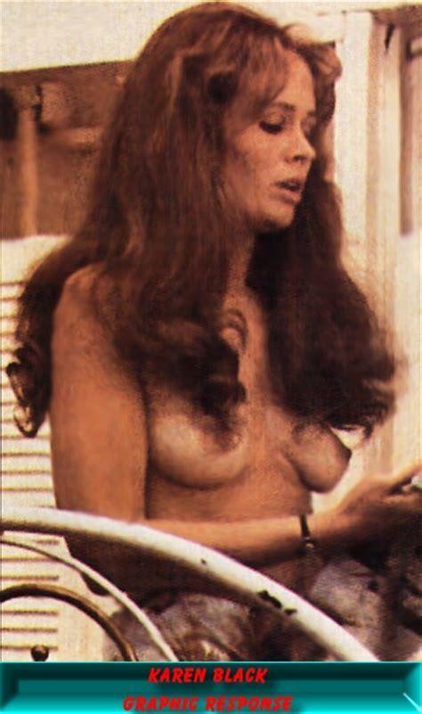 Karen Black Naked Sexy Celebrity