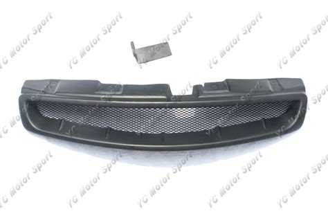 Car Accessories Frp Fiber Glass Front Grille Fit For 2003