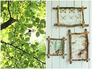 Basteln Mit ästen Aus Dem Wald : bilderrahmen aus dem wald sch n bei dir by depot ~ Buech-reservation.com Haus und Dekorationen