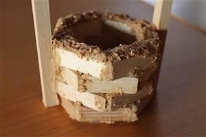 Krippe Selber Bauen : brunnen aus holz f r eine krippe bauen dekoration basteln ~ Lizthompson.info Haus und Dekorationen