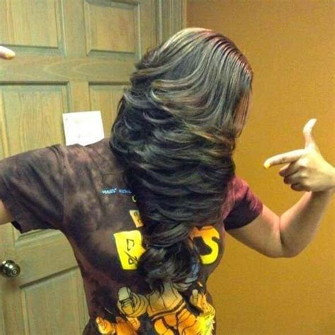 Layered Sew In Weave Hairstyles by 32 Gorgeous Hairstyles That You Can Create With Weaves