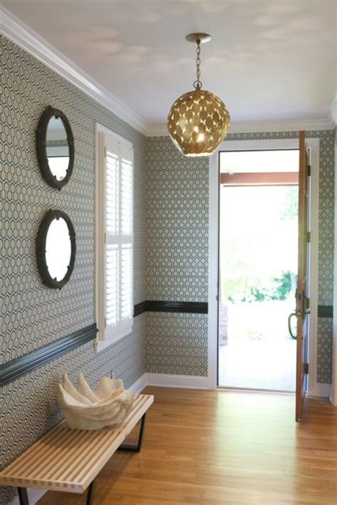 Decorating Ideas Wallpaper by 26 Hallway Wallpaper Decorating Ideas Of Me