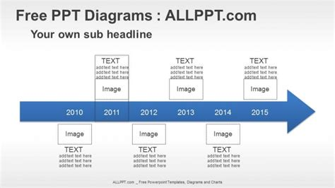 powerpoint timeline diagrams
