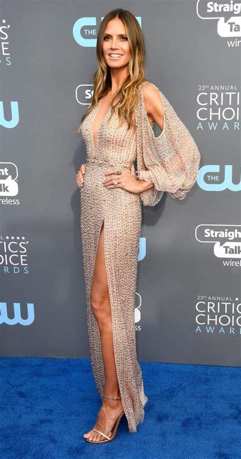 Critics Choice Awards Best Dressed Angelina Jolie