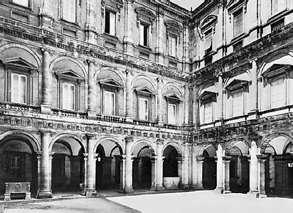 cortile palazzo farnese palazzo farnese description facts britannica