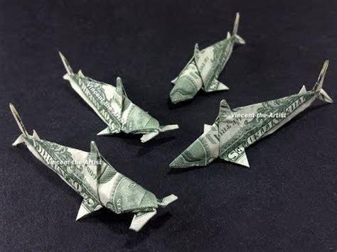 Money Origami Sharks Koi Fish Hammerhead