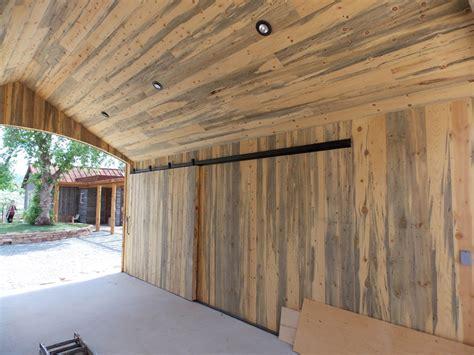 blue pine paneling emmer brothers cedar