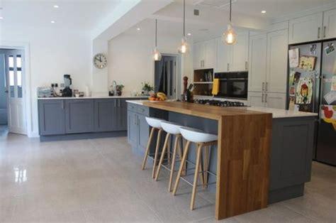 stylish kitchen bar counters  open layouts digsdigs