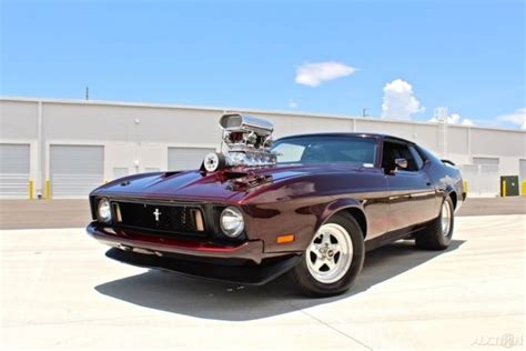 car owners manuals for sale 1973 ford mustang auto manual 1973 ford mustang mach 1 fastback pro touring 514 supercharged nos v8 manual classic 1973