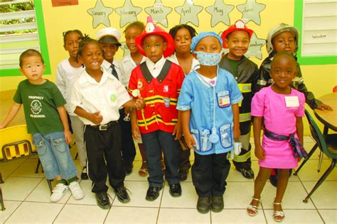 Anguillau2019s Prophecy Pre-School celebrates Career Day in Grand Style | The Anguillian Newspaper